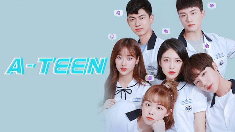 韓国ドラ『A-TEEN』累計再生回数2億回を突破したドラマのあらすじは?見どころは?