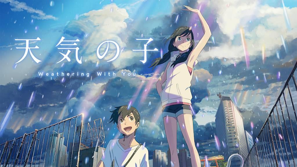 細部までこだわった演出が、日本のアニメ文化を造る「天気の子」あの有名俳優や「君の名は」のキャラクターも出演!