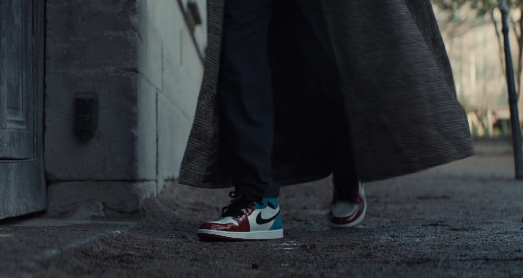 ルパンが履いているジョーダンは何?
