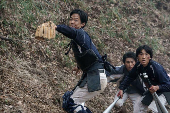 野球部・藤岡由紀夫役 足立英