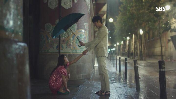 韓国『青い海の伝説』イケメン詐欺師×ハイヒールを履いた人魚のラブストーリー!