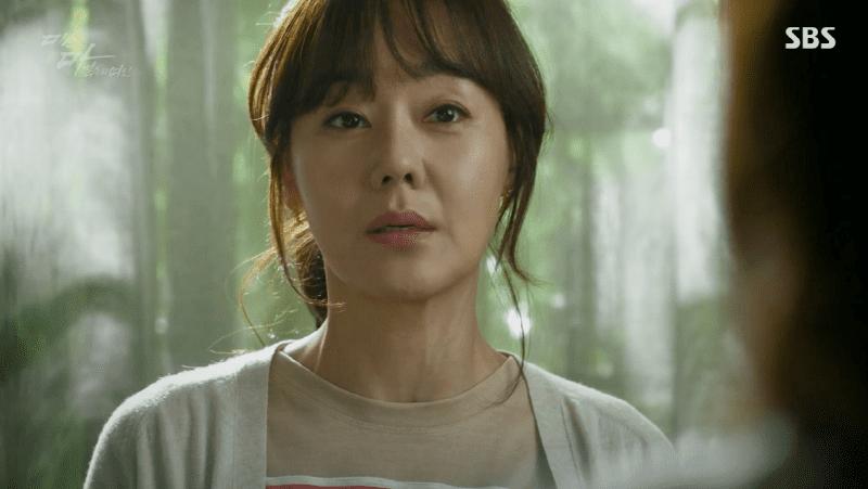 ミス・マ/マ・ジウォン役 キム・ユンジン (1)
