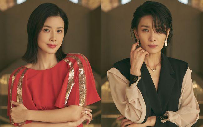 イ・ボヨンとキム・ソヒョンW主演『mine』あらすじ、キャストは?