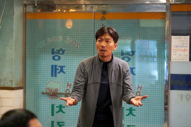 キム・ヨンホ役 イ・ドンフィ