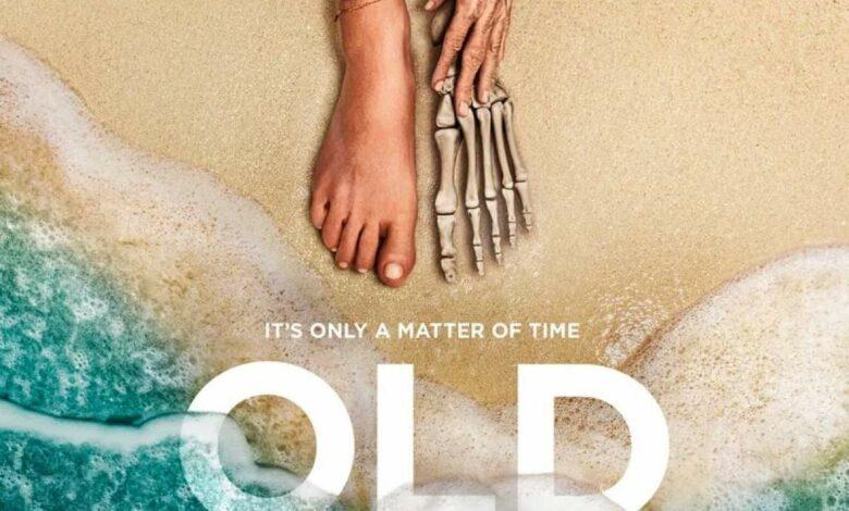 急速に老いるビーチ『オールド』映画館で見るべき?キーパーソンはホテルマン?