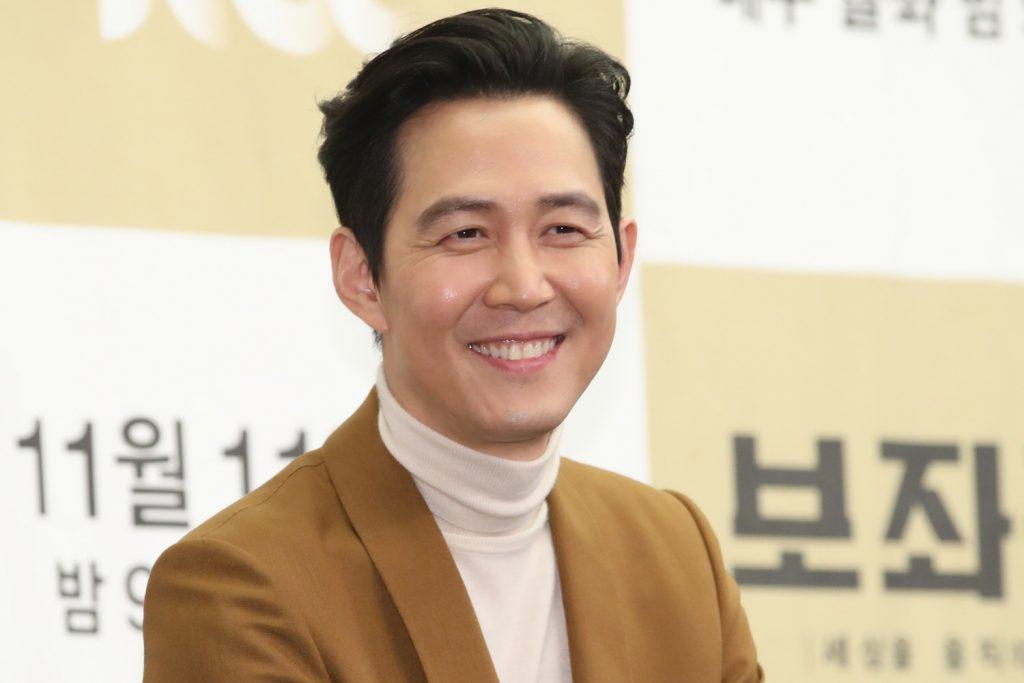 ギフン役 イ・ジョンジェ